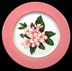 The Greenbrier china.