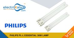 Get Best Discounts on #Philips PL-L Lamp @ electrikals.com #PhilipsPLLamps #onlineshopping