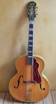Guitar Musical Instrument, Jazz Guitar, Guitar Chords, Guitar Amp, Cool Guitar, Musical Instruments, Epiphone Acoustic Guitar, Archtop Guitar, Cool Electric Guitars