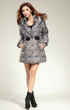 OMG!Free Shipping!!Only sale $81.21.Fashion down coat for women 2012 winter thermal outerwear lady's parka jacket medium-long slim.Material:100% ployester.  Specs:90% white duck down.  Edition type:standard.  Thickness:thick.  Windproof and waterproof.Size:M/L/XL