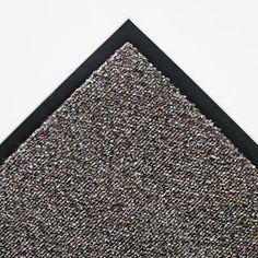 Classic Berber Wiper Mat, Nylon/Olefin, 48 x 72, Brown by Crown Products. $83.59. Crown - Classic Berber Wiper Mat, Nylon/Olefin, 48 x 72, Brown - Sold As 1 EachKeep your home and office free from outside moisture. These indoor mats feature premium crush- and soil-resistant Olefin loop pile fibers that retain moisture and dry quickly. Solid vinyl back helps keep mat securely in place. Designed for heavy- to medium-traffic areas. Mat Type: Wiper Mat; Application: Indoor; ...