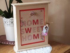 8fa58955e093 boite armoire à cles Home sweet home