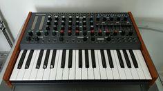 MATRIXSYNTH: MFB Dominion 1 Keyboard Synthesizer
