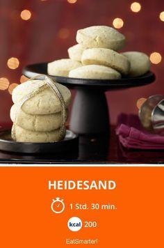 Heidesand - smarter - Kalorien: 200 kcal - Zeit: 1 Std. 30 Min. | eatsmarter.de