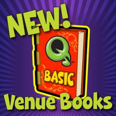 Basic Venue Books cater to K-2 grade students, teaching Music History and Style details in a fun, interactive Book! Check it out at QuaverMusic.com