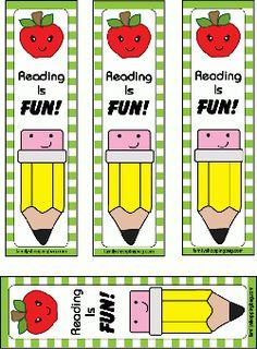 Bookmarks School Bookmarks