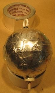 Fireworks Shell Making Using 4-Inch Plastic Hemispheres — Skylighter, Inc. Firework Shells, How To Make Fireworks, Balls, Christmas Bulbs, Plastic, Holiday Decor, Christmas Light Bulbs