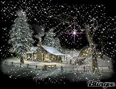 Discover & share this Animated GIF with everyone you know. GIPHY is how you search, share, discover, and create GIFs. Merry Christmas Gif, Christmas Scenery, Winter Scenery, Country Christmas, Christmas Pictures, Christmas Art, Beautiful Christmas, Winter Christmas, Vintage Christmas