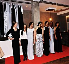 Prince -A.: Ester Gonzalo Fashion Show at Oh My Chic!