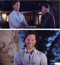 Supernatural Season 8 Gag Reel <3