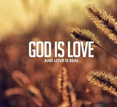 Perhaps the greatest philosophical testament to the existence of God. LOVE exists. Love cannot exist apart from God. Therefore, God exists.