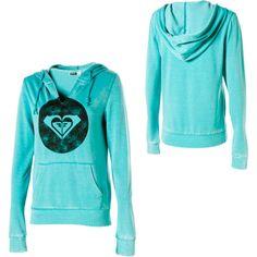 roxy women's sweatshirts   Roxy Drive Up Pullover Hooded Sweatshirt - Women's   Dogfunk.com