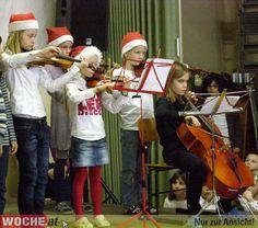 Weihnachtsfeier der Volksschule Eberndorf - - Völkermarkt - meinbezirk.at