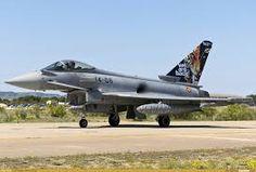Resultado de imagen de eurofighter 2000 spain in aviationcorner