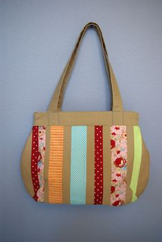 u Can make your own bag, try it! To see the tutorial just click to the original link.
