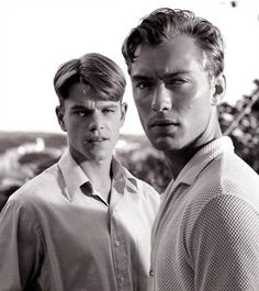 """""""The Talented Mr. Ripley"""",1999"""