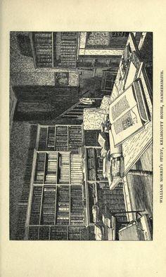 The life of William Morris ~ Kelmscott House