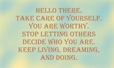 Motivational reminder