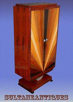Stunning Art Deco Style Chiffonier / Cabinet