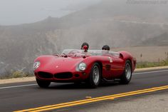 Click here to open the Ferrari 250 TRI61. The year I was born, great year for Ferrari! And me!
