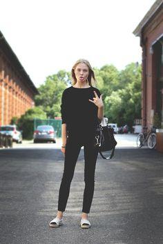 street style model camilla