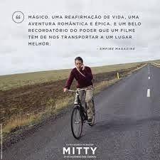 Eu e ela. O meu Milagre.: Aqueles momentos Walter Mitty.