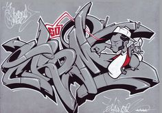 Sketch By Socrome - Paris (France)