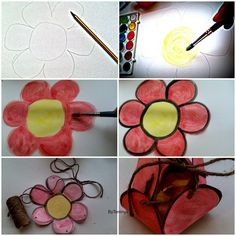 By Terenya, Con mis Ojos y mis Manos: Regalar con flores