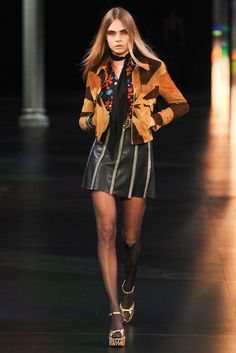 Saint Laurent Spring 2015 Ready-to-Wear - Collection - Gallery - Look 9 - Style.com