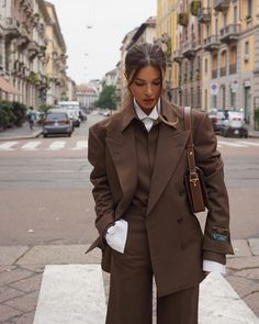 negin mirsalehi in gucci, milan fashion week Fashion Mode, Fall Fashion Outfits, Mode Outfits, Fall Winter Outfits, Cute Fashion, Fashion 2020, Look Fashion, Winter Fashion, Casual Outfits