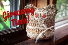 You just can't imagine the wonderful collection of crafts that you could win. Follow MadMadme on Facebook