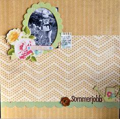 Summerjob (P52/11) - Scrapbook.com