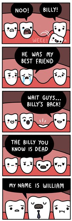 Baby teeth – #dailyfunnypics Comments comments