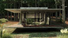 Dům snů: Když se příroda snoubí s architekturou