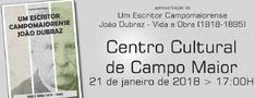 Campomaiornews: Comemoração do bicentenario do nascimento de João ...