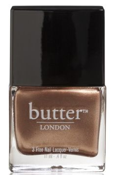 Copper Nail Polish – The Old Bill : butter LONDON