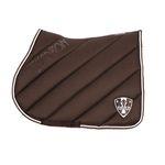Schabracke Eskadron Polo Pad Classic Sports in espresso/VSS 39,95 Euro http://www.reitstiefel-kandel.de/gruppe108-artikel1000747.html