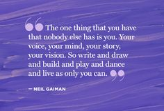 Yes!! Love Neil Gaiman. Like big time.