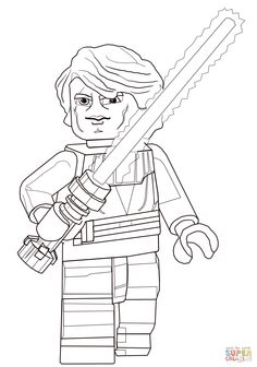 Star Wars Coloring Page Coloring Pages of Epicness Pinterest