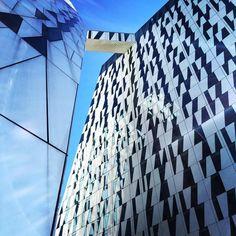 「We are in sunny Copenhagen this week for #northmodern design fair #architecture #design (: @sujataburman)」