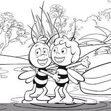 """Résultat de recherche d'images pour """"dessin de maya l'abeille a imprimer gratuit"""""""