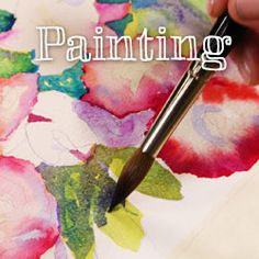 Paint radiant watercolor scenes, lifelike acrylic landscapes, oil paint portraits and much more. Learn essential skills with step-by-step guidance. - via @Craftsy