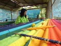 This Social Enterprise of Weavers in a Thai Hill Tribe Lifts the Whole Community