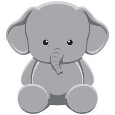 Imágenes Prediseñadas Baby Safari animales Zoo por VipARTVector Preschool Classroom Decor, Playroom Wall Decor, Cute Cartoon Wallpapers, Safari Animals, Wild Ones, Hello Kitty, Elephant, Children, Drawings