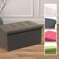 2-in-1-Aufbewahrungstruhe & Bank Ottoman, Chair, Design, Furniture, Home Decor, Ad Home, Homes, Wish List, Decoration Home