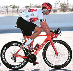 Alexander The Great #Kristoff @kristoff87 and his great #Canyon #Aeroad bike @canyon_bikes #TOQ2016 #TeamKATUSHA #racetowin #KATUSHA…