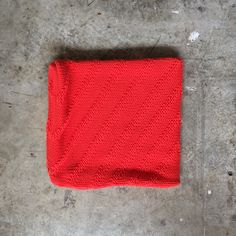 Red Knitted Cushion Cover, Citta Design. #placesandgraces #collection #knit #cushion #cittadesign #red Interior Styling, Furniture, Vintage, Collection, Design, Home Decor, Interior Decorating, Decoration Home, Room Decor