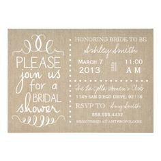 >>>The best place          Natural Burlap Bridal Invitation           Natural Burlap Bridal Invitation Yes I can say you are on right site we just collected best shopping store that haveReview          Natural Burlap Bridal Invitation Review on the This website by click the button below...Cleck Hot Deals >>> http://www.zazzle.com/natural_burlap_bridal_invitation-161648210177116841?rf=238627982471231924&zbar=1&tc=terrest