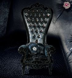 Gothic chair.