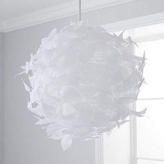 Spare Room Office, Origami Leaves, White Leaf, Leaf Pendant, Leaf Design, Paper Design, Chandelier, Room Decor, Ceiling Lights